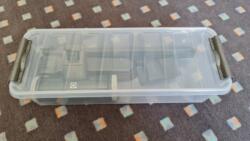 AEG AKIT15 Zubehör in der Box